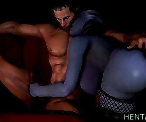 Cinema 3D Hentai Orgy