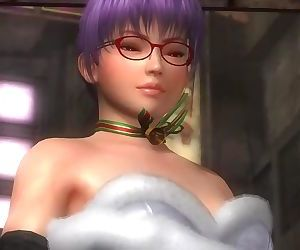 Dead or alive 5 Ayane..