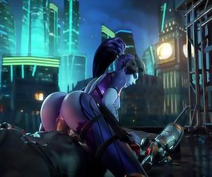 Overwatch Widowmaker..
