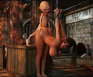 Savage Monster 3D Sex -..