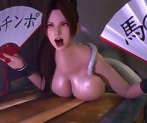 Mai Shiranui SFM 6 sec HD