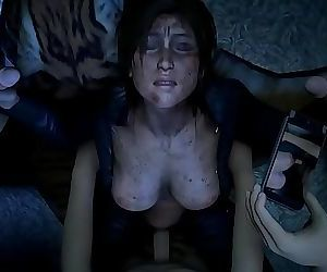 Lara Croft vol.1 7 min HD