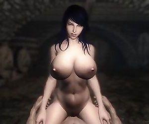 Skyrim Sexlab Juvia..