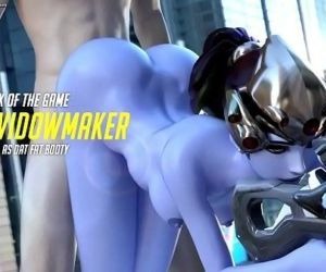 FapZone // Widowmaker -..