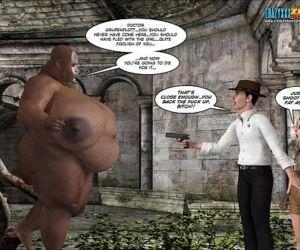 3D Comic: Neue Rasse..