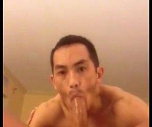 asian boy deepthroat..
