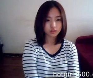 korean girl masturbate..