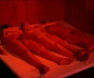 Hot Lesbians in SaunaIn..