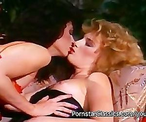 Slutty 80s lesbian ladies