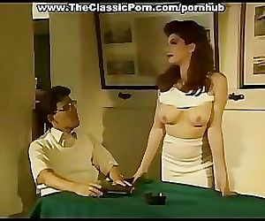 Retro porn with hairy..