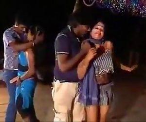 tamil record dance new..