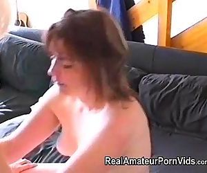 Nervous housewifes..