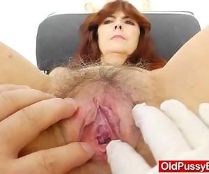 Mature gyno with a..