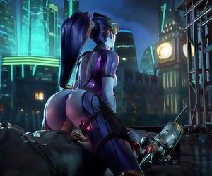 Overwatch: Widowmaker..