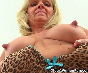 British gilf Dolly..