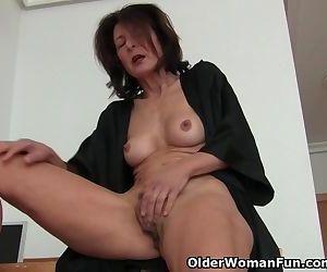 Watching porn ignites..