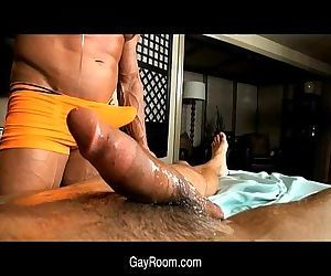 Gay Room Gentle Cock..