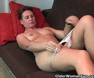 Mature Milf With Hard..