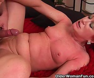 Red Hot Granny With..