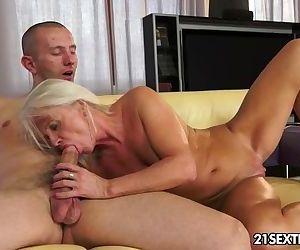 Ultra Hot Granny Butt
