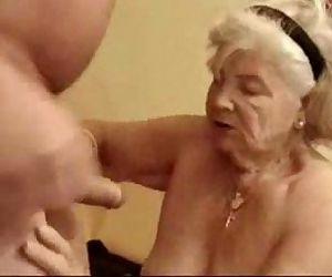 Very old slut still..