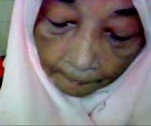 Malaysian Granny..