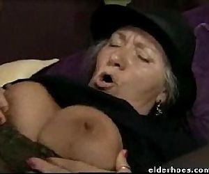 Mature Granny in..