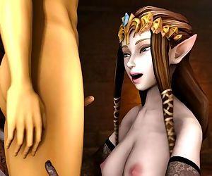 Zelda Humiliates..