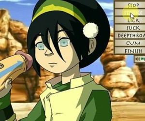 Toph - Avatar - Of age..