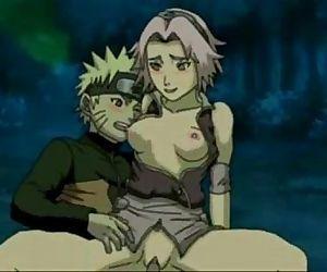 Naruto - Sakura Hentai..