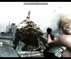 Resident Evil 6 Nude..