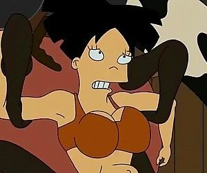 FUTURAMA PORNDuties on..