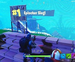 Fortnite Two Gameplay
