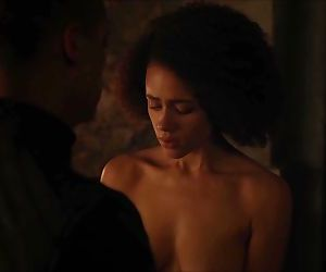 Missandei Facetiously..