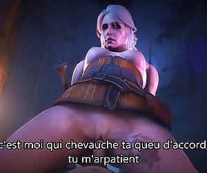 Ciri Waifu French Joi /..