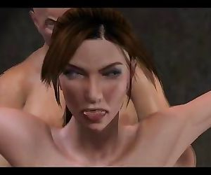 Lara croft cg