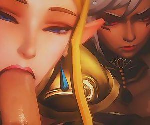 Zelda porn