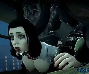 Bioshock down in the..