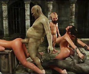 Brute Sensual 3D..
