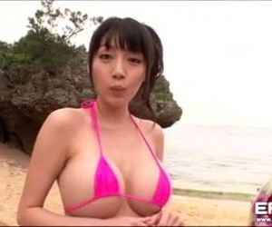 Busty Asian girl went..