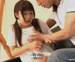 Asian adorable teen..