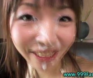 Asian pov hottie gets..