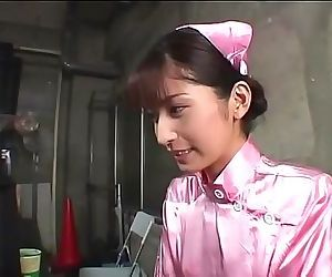 Giggly Japanese teen..
