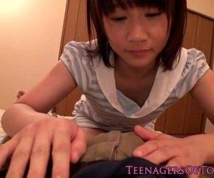 Japanese teen..