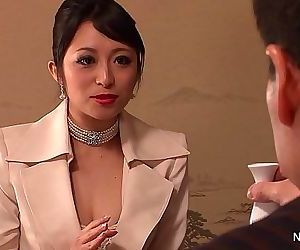 Japanese Business babe..