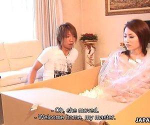 Maid designed to get..