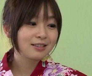 Nozomi Hazuki moans..