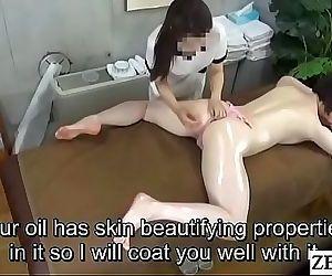 Pale Japanese milf..