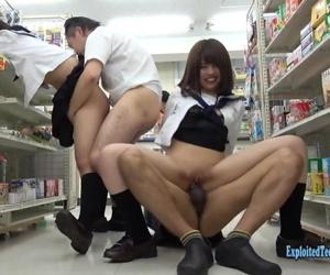 Jav Schoolgirls Satomi..