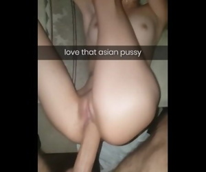 Asian cheating on..